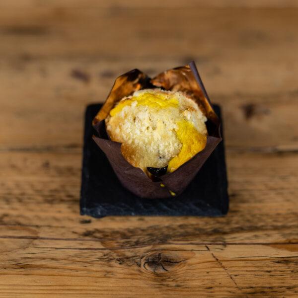 Muffin carbonara